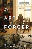 Book Cover - The Art Forger