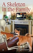 Book Cover - A Skeleton in the Family