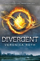 Book Cover - Divergent