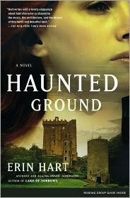 Book Cover - Haunted Ground