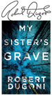 Book Cover - My Sisters Grave