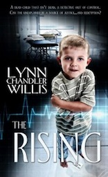 Book Cover -The Rising