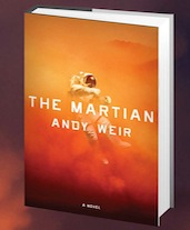 Book Cover - The Martian