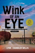 Book Cover - Wink of an Eye