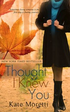 Book Cover - Thought I Knew You