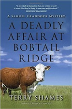 WPAA Deadly Affair at Bobtail Ridge - Terry Shames