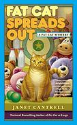 WPAFat Cat Spreads Out - Janet Cantrell-Kaye George