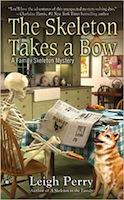 Book Cover - The Skeleton Takes a Bow
