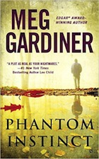Book Cover - Phantom Instinct - Meg Gardiner