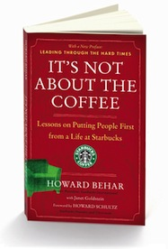 Book Cover - It's Not About the Coffee