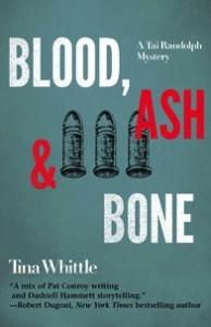 Book Cover - Blood Ash & Bone