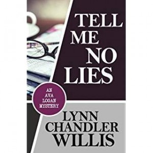 Book Cover - Tell Me No Lies