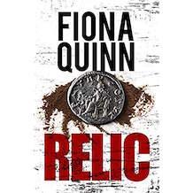 Book Cover - Relic