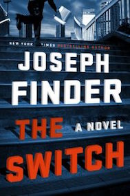 Book Cover - The Switch - Joseph Finder